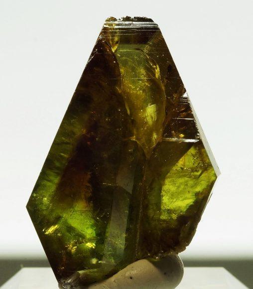ナミビア産チタナイト(スフェーン)の綺麗な標本