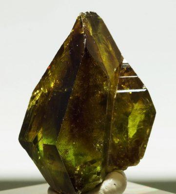 ナミビア産チタナイト(スフェーン・楔石)の綺麗な標本