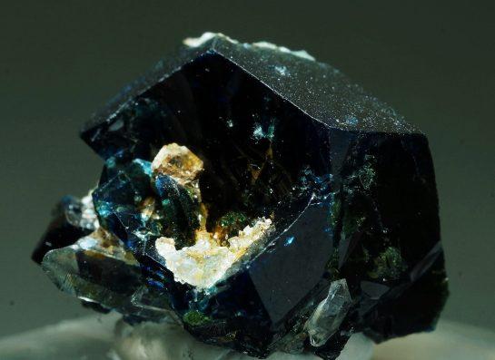 カナダ・ユーコン州産ラズライト天藍石の高品質な標本