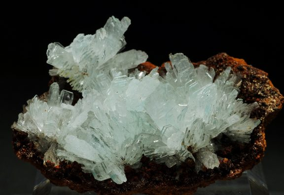 メキシコ・オハエラ鉱山産ヘミモルファイトのとても綺麗な標本